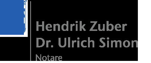 Notare Hendrik Zuber & Dr. Ulrich Simon – Bayreuth Retina Logo